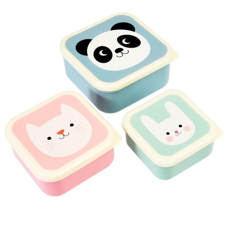 Znünibox Set Miko the Panda und seine Freunde von Rex London