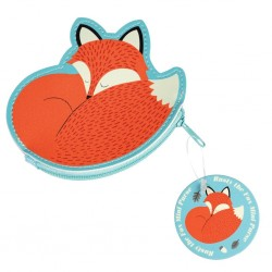 Portemonniae Rusty the Fox von Rex London für Kinder
