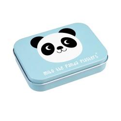 Pflaster Miko the Panda in Metalldose von Rex London