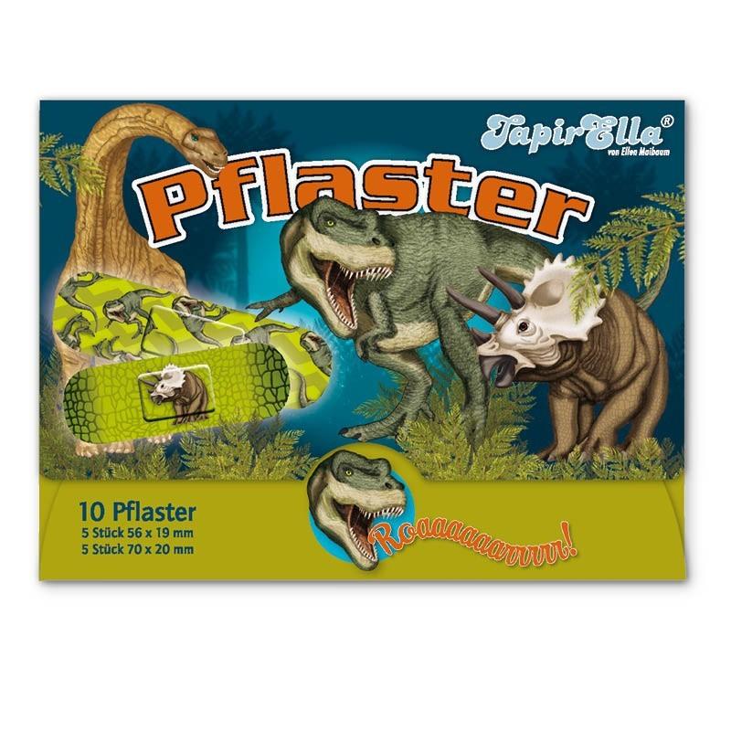 Pflasterbriefchen Dinosaurier T-Rex von Lutz Mauder