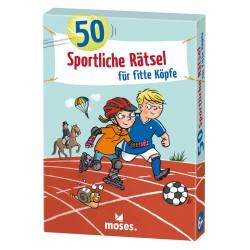50 sportliche Rätsel für fitte Köpfchen