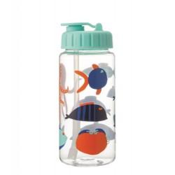 Trinkflasche Das Meer - Le Mer aus Tritan von Petit Jour