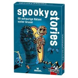 spooky stories - black stories Junior