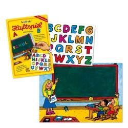Haftspiel Buchstabenschule von Lutz Mauder