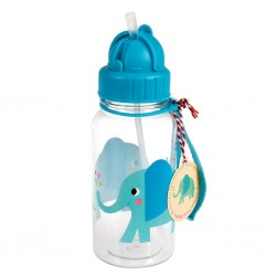 Trinkflasche Elvis the Elephant von Rex London
