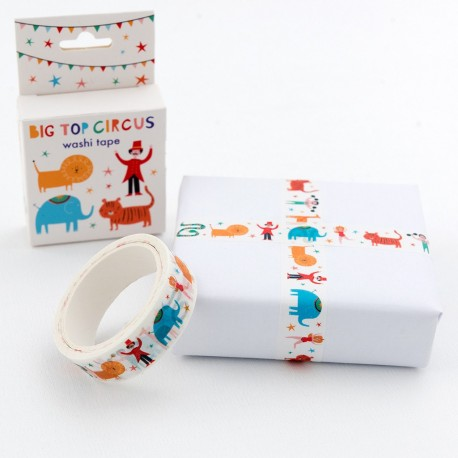 Washi Tape Big Top Circus von Rex London
