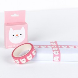 Washi Tape Cookie the Cat von Rex London