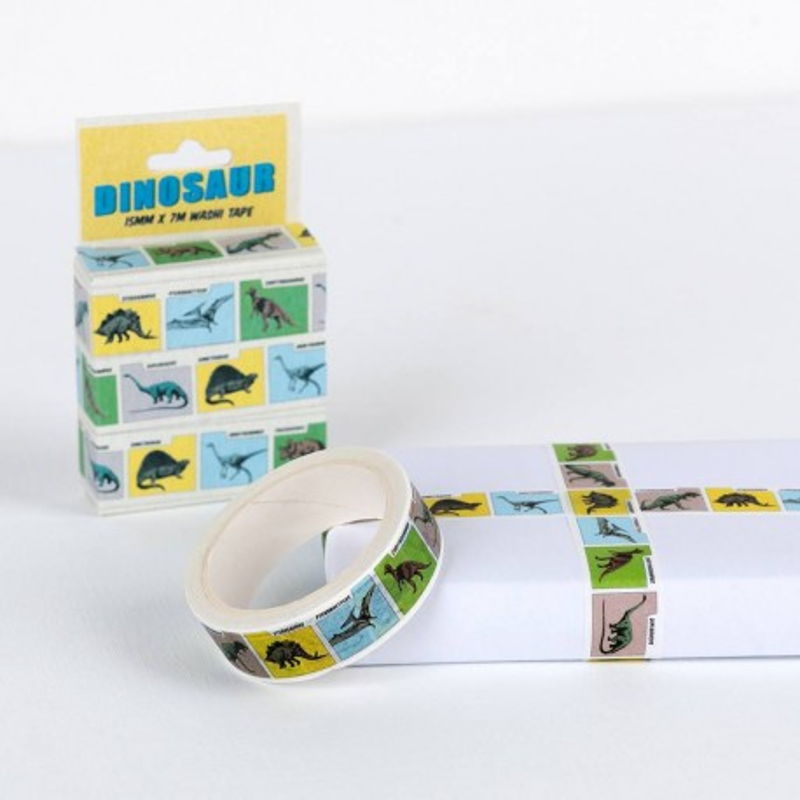 Washi Tape Dinosaurier Prehistoric Land von Rex London