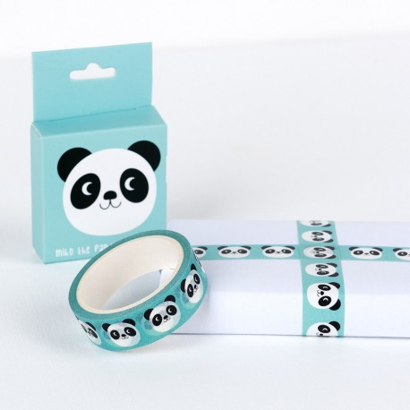 Washi Tape Miko the Panda von Rex London