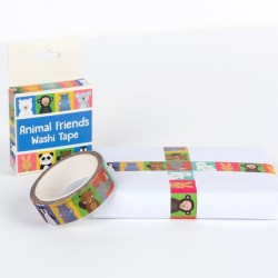 Washi Tape Animal Friends von Rex London