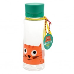 Trinkflasche Chester the Cat von Rex London