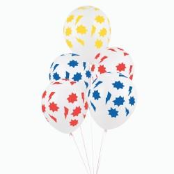 My Little Day - 5 Ballons Superheros