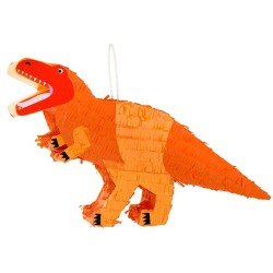 Mini T-Rex Pinata - Party Dinosaurier von Talking Tables