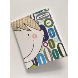 Geburtstagskarte - Birthday Boy