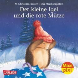 Der kleine Igel und die geheimnisvollen roten Mützen - Maxi Pixi