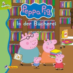 Peppa Pig Maxi Mini 1 - In der Bücherei