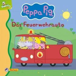 Peppa Pig Maxi Mini 3 - Das Feuerwehrauto