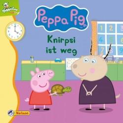 Peppa Pig Maxi Mini 4 - Knirpsi ist weg