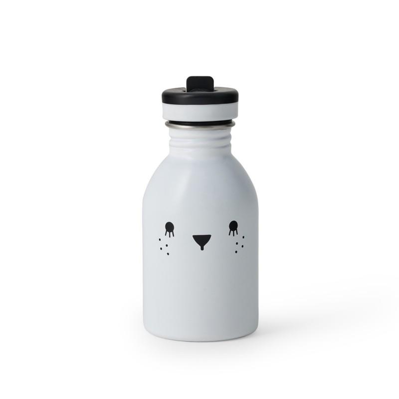 Trinkflasche Ricecube von Noodoll und 24Bottles