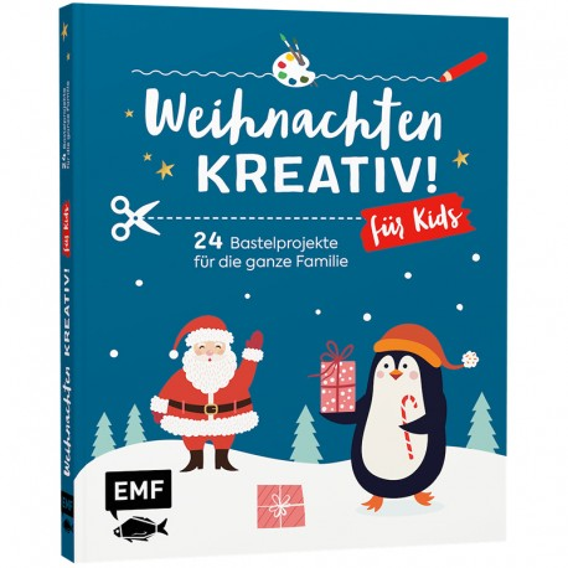 Weihnachten kreativ! für Kids