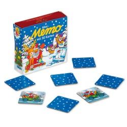 Mini Memo Spiel Weihnachten mit 30 Kärtchen von Lutz Mauder