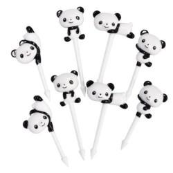 Bento Food Picks Panda