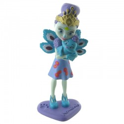 Patter Peacock - Enchantimals Figur