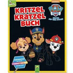PAW Patrol Kritzel-Kratzel-Buch