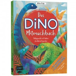Das Dino Mitmachbuch Vollgepackt mit Fakten für kleine Experten