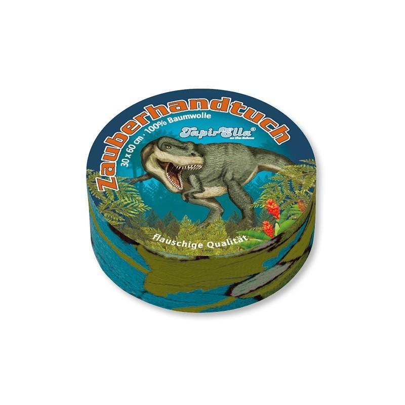 Zauberhandtuch TapirElla Dinosaurier