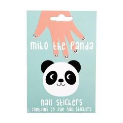 Nagelsticker Miko the Panda von Rex London