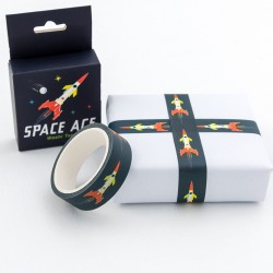 Washi Tape Weltraum Space Age von Rex London