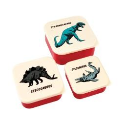 Znünibox Set Dinosaurier Prehistoric Land von Rex London