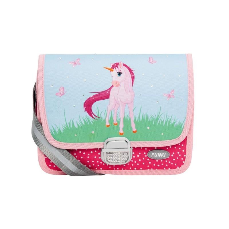FUNKI Kindergartentasche Pink Unicorn
