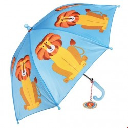 Kinderregenschirm Charlie the Lion von Rex London