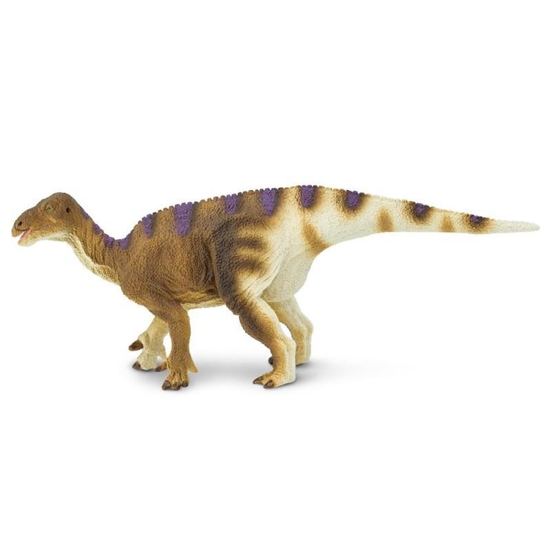 Iguanodon - Handbemalte Dinosaurier Spielfigur