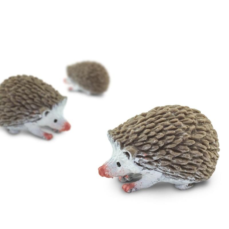 Mini Igel Figur - Glücksbringer