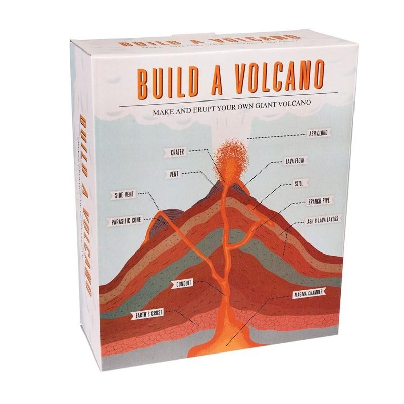 Vulkan Bausatz von Rex London