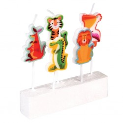 Kerzen Colourful Creatures von Rex London
