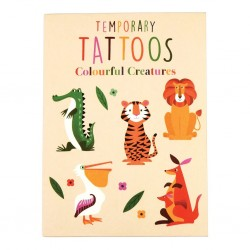 Tattoos Colourful Creatures von Rex London
