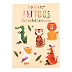 Tattoos Colourful Creatures von Rex London