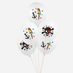 My Little Day Luftballons Piraten