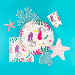 Kinderpartyset Meerjungfrau von My Little Day