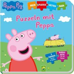 Peppa Pig - Puzzeln mit Peppa