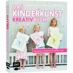 Das Kinderkunst Kreativbuch