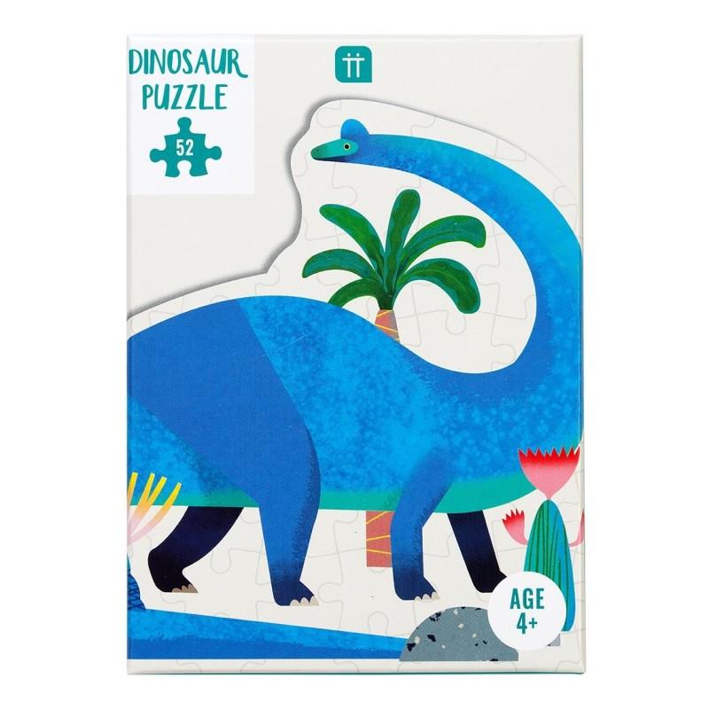 Brachiosaurus Dinosaurier Puzzle