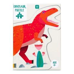 Tyrannosaurus Rex T-Rex Dinosaurier Puzzle