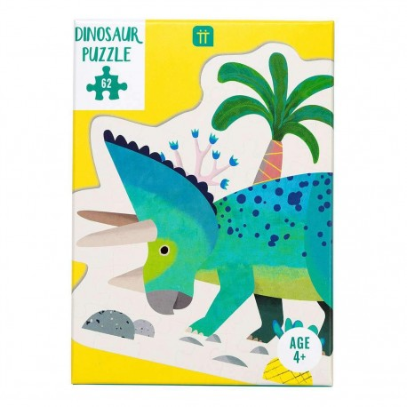 Triceratops Dinosaurier Puzzle