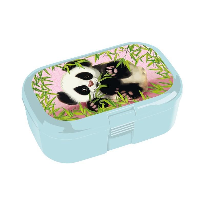 Mini Znünibox Panda von Lutz Mauder