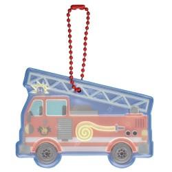 Glimmi Feuerwehrauto - Mini-Reflektor